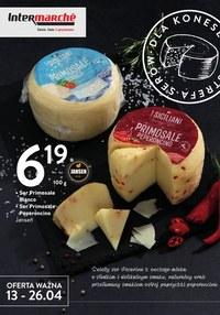 Gazetka promocyjna Intermarche Super - Katalog serów Intermarche! - ważna do 26-04-2021