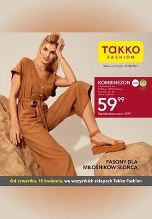 Gazetka promocyjna Takko Fashion - Fasony dla miłośników słońca w Takko Fashion