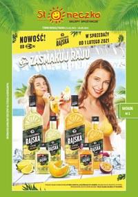Gazetka promocyjna Słoneczko - Katalog alkoholi Słoneczko - ważna do 20-06-2021