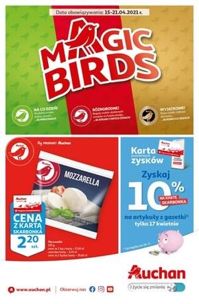 Magic Birds w Auchan!