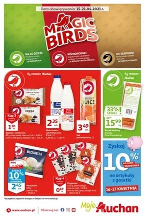 Szukaj dobrych cen w Auchan