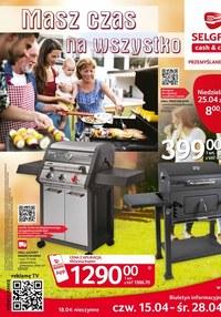 Gazetka promocyjna Selgros Cash&Carry - Selgros - katalog grill - ważna do 28-04-2021