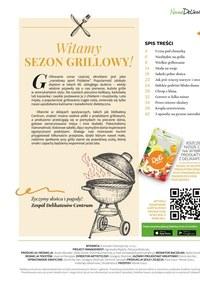 Gazetka promocyjna Delikatesy Centrum - Uczta pod chmurką z Delikatesami Centrum