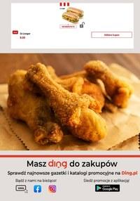Gazetka promocyjna KFC - Kupony rabatowe KFC