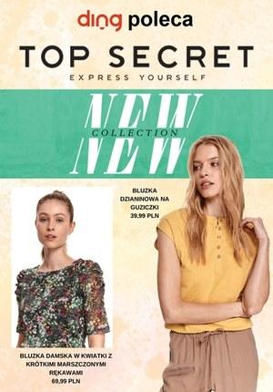 Gazetka promocyjna Top Secret - Nowa kolekcja w Top Secret
