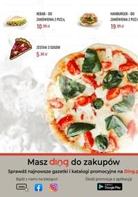 Gazetka promocyjna Telepizza - Ciesz się promocjami w Telepizzy!