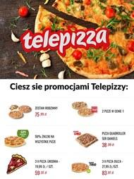Ciesz się promocjami w Telepizzy!