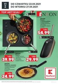 Gazetka promocyjna Kaufland - Kaufland dla Twojej kuchni   - ważna do 27-04-2021