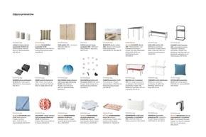 Pomysły na zmiany w IKEA