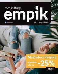 Majówka z książką - Empik