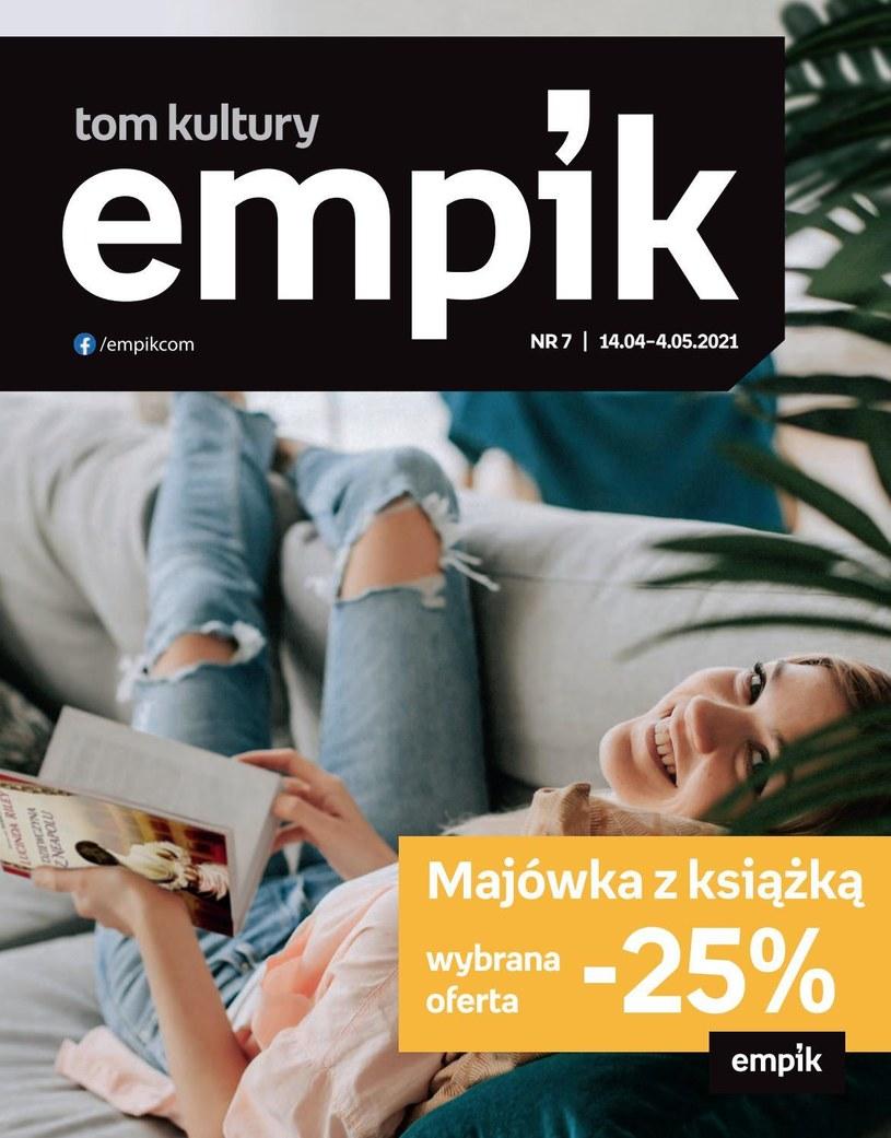 Gazetka promocyjna EMPiK - wygasła 14 dni temu