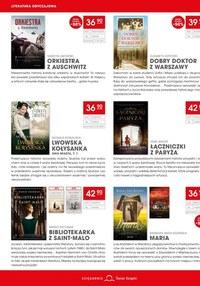 Gazetka promocyjna Księgarnie Świat Książki - Najnowsze pozycje w Księgarni Świat Książki