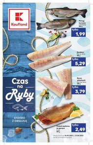 Katalog rybny Kaufland