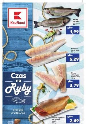 Gazetka promocyjna Kaufland - Katalog rybny Kaufland