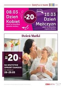 Gazetka promocyjna Ziko Dermo  - Mexx w Ziko Optyk
