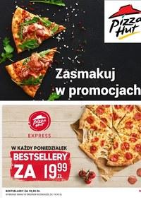 Gazetka promocyjna Pizza Hut - Zasmakuj w promocjach Pizza Hut - ważna do 30-04-2021