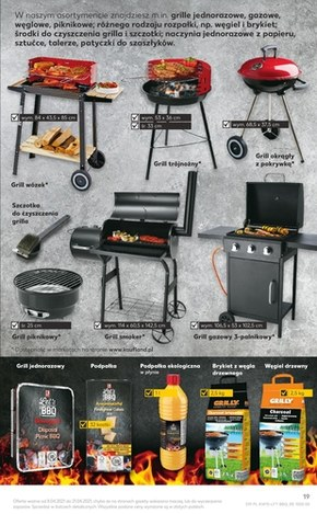Kaufland - tanio grilluj na bogato
