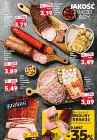 Gazetka promocyjna Kaufland - Kaufland - tanio grilluj na bogato
