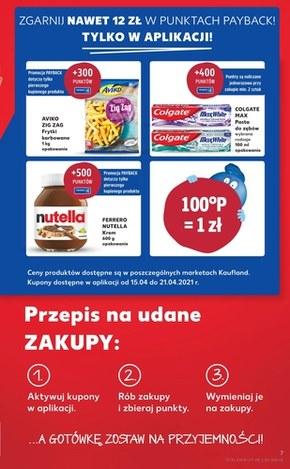 Oferta promocyjna sieci Kaufland