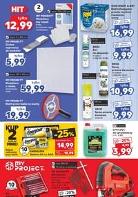 Gazetka promocyjna Kaufland - Oferta promocyjna sieci Kaufland