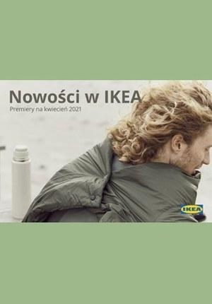 Gazetka promocyjna IKEA - Nowości na kwiecień w IKEA
