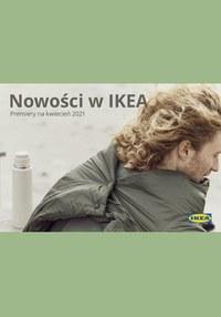 Gazetka promocyjna IKEA - Nowości na kwiecień w IKEA  - ważna do 30-04-2021