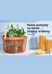 Gazetka promocyjna IKEA - Pomysły na zmiany w IKEA - ważna do 30-04-2021