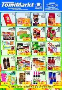 Gazetka promocyjna TomiMarkt - TomiMarkt - Twój sklep na co dzień - ważna do 29-04-2021