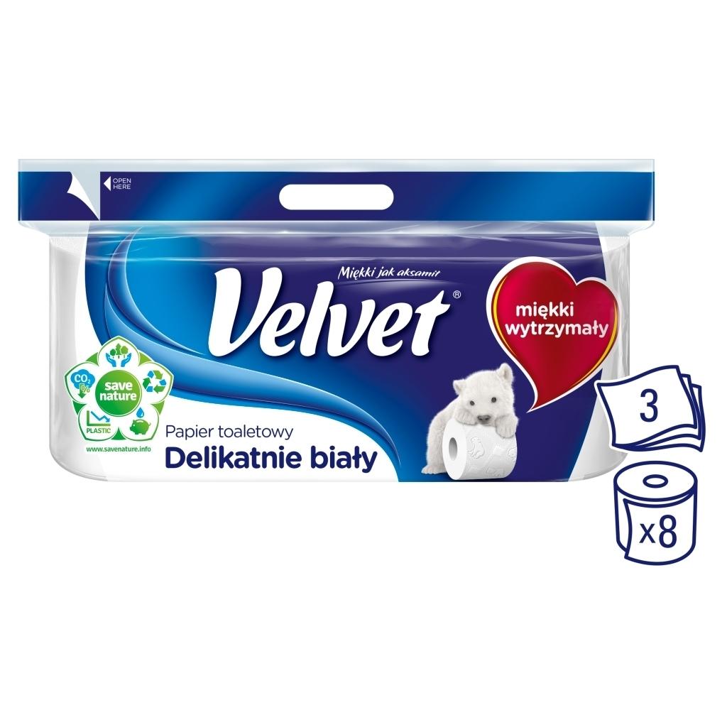 Papier toaletowy Velvet - 1