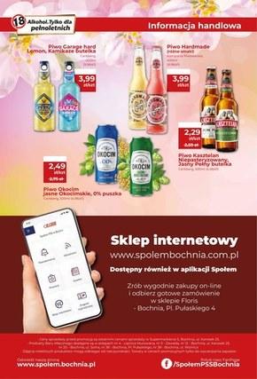 Gazetka promocyjna PSS Bochnia