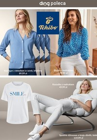 Gazetka promocyjna Tchibo - Poznaj nowe ubrania w Tchibo - ważna do 30-04-2021