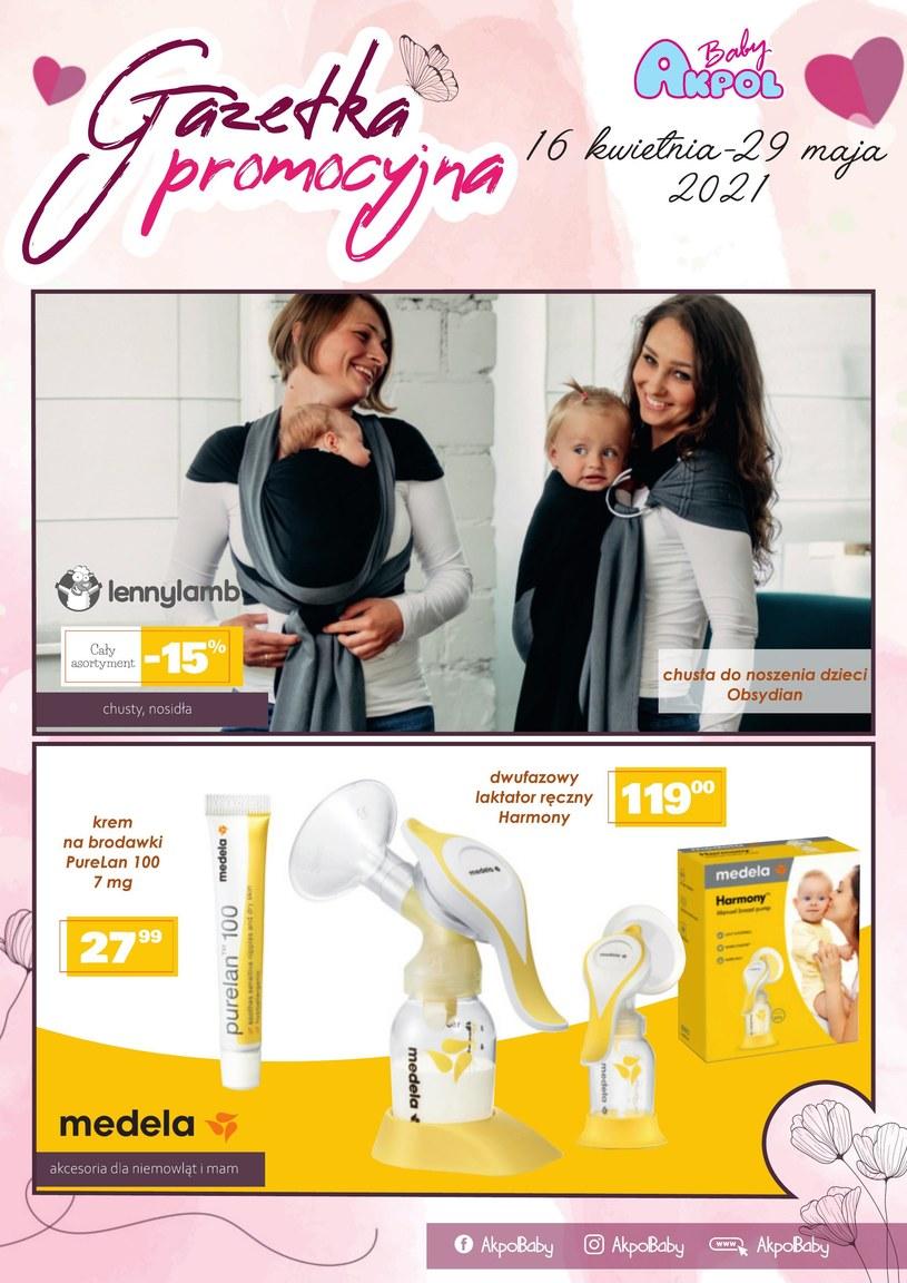 Akpol Baby: 1 gazetka