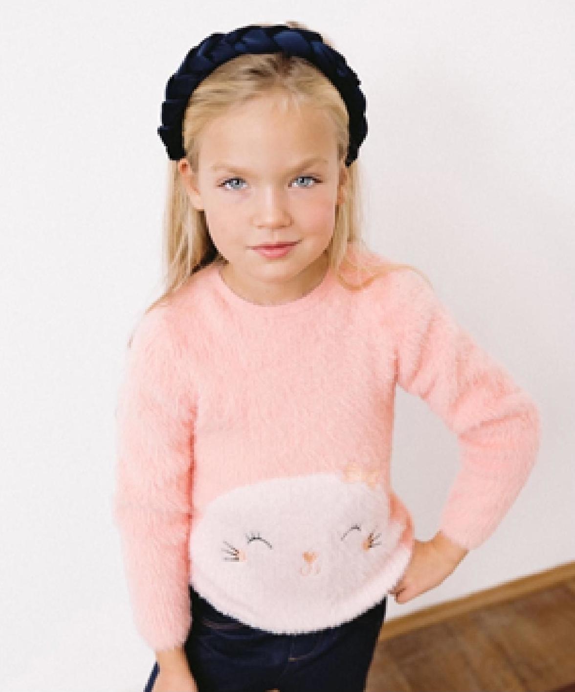 Sweter dziewczęcy 5.10.15 niska cena