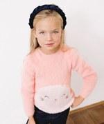 Sweter dziewczęcy 5.10.15