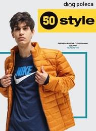Najmodniejsze kurtki w 50 style