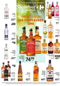 Gazetka promocyjna Carrefour Market - Carrefour Market - oferta alkoholowa - ważna do 22-05-2021