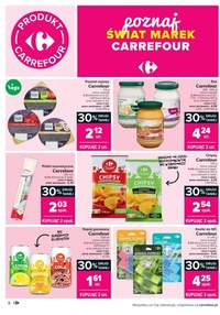 Gazetka promocyjna Carrefour - Carrefour - ceny niskie jak dawniej