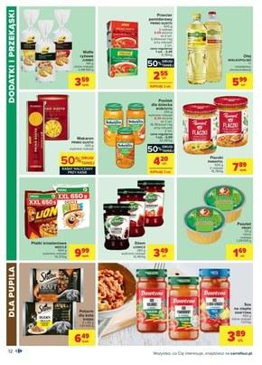 Carrefour - ceny niskie jak dawniej