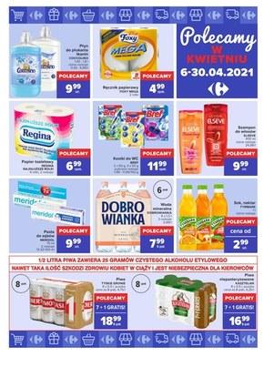 Carrefour -ceny niskie jak dawniej