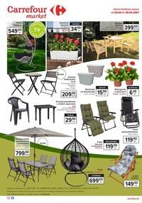 Gazetka promocyjna Carrefour Market - Oferta handlowa Carrefour Market - ważna do 30-04-2021