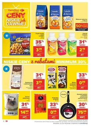 Gazetka promocyjna Carrefour Market