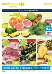 Gazetka promocyjna Carrefour Express - Carrefour Express - gazetka promocyjna - ważna do 26-04-2021