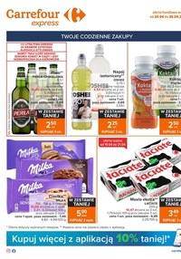 Gazetka promocyjna Carrefour Express - Oferta handlowa Carrefour Express - ważna do 26-04-2021