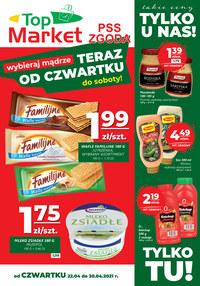 Gazetka promocyjna PSS Zgoda Płock - Dla Ciebie w Zgoda Płock   - ważna do 30-04-2021