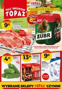Gazetka promocyjna Topaz - Topaz - oferta promocyjna - ważna do 28-04-2021