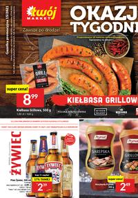 Gazetka promocyjna Twój Market - Grillowanie z Twój Market  - ważna do 27-04-2021