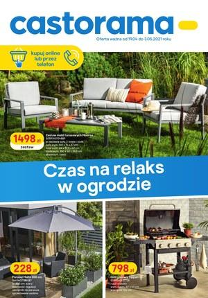 Gazetka promocyjna Castorama - Relaks w ogrodzie z Castoramą