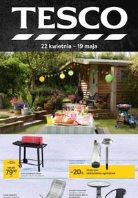 Gazetka promocyjna Tesco Centra Handlowe - Smaki lata w Tesco  - ważna do 19-05-2021