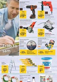 Gazetka promocyjna Tesco Centra Handlowe - Smaki lata w Tesco