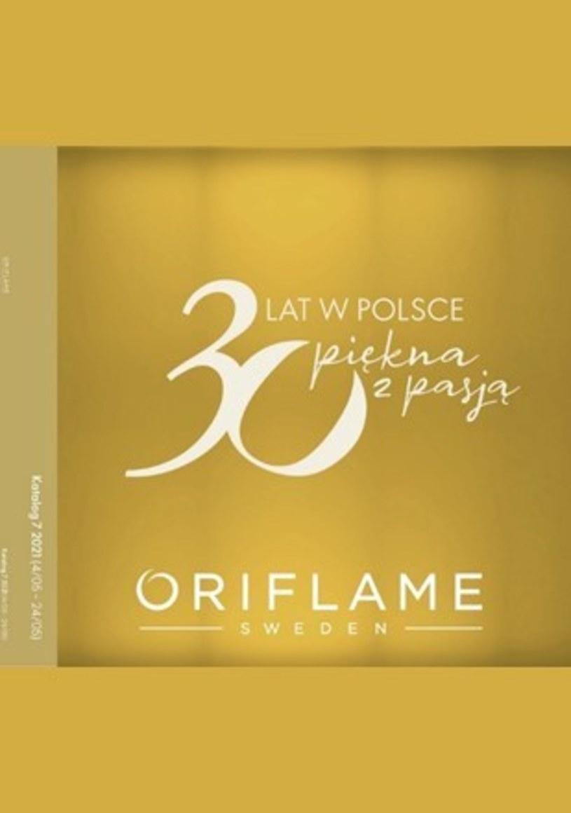 Gazetka promocyjna Oriflame - ważna od 04. 05. 2021 do 24. 05. 2021